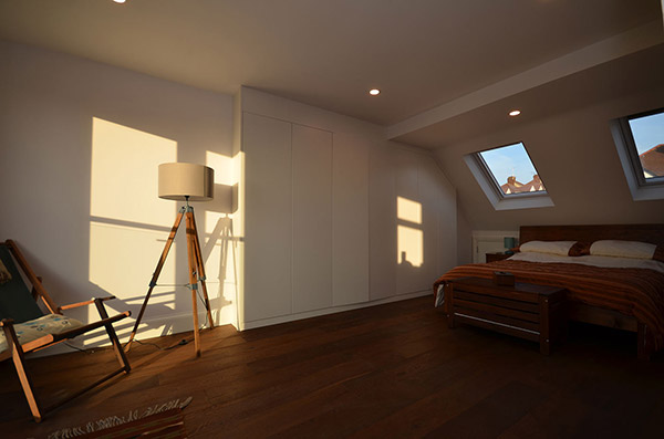Loft Conversion, North London, Chingford