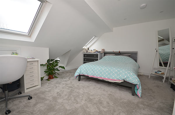 Bespoke Loft Conversion, Crouch End, North London