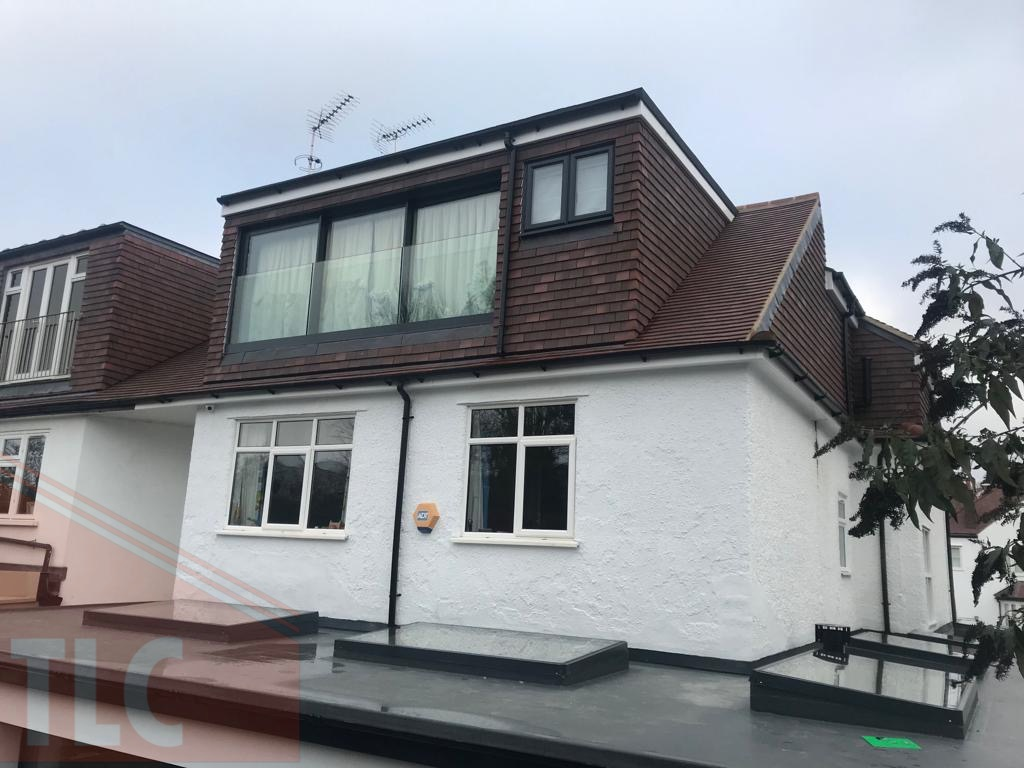 Loft conversion in Finchley, North London
