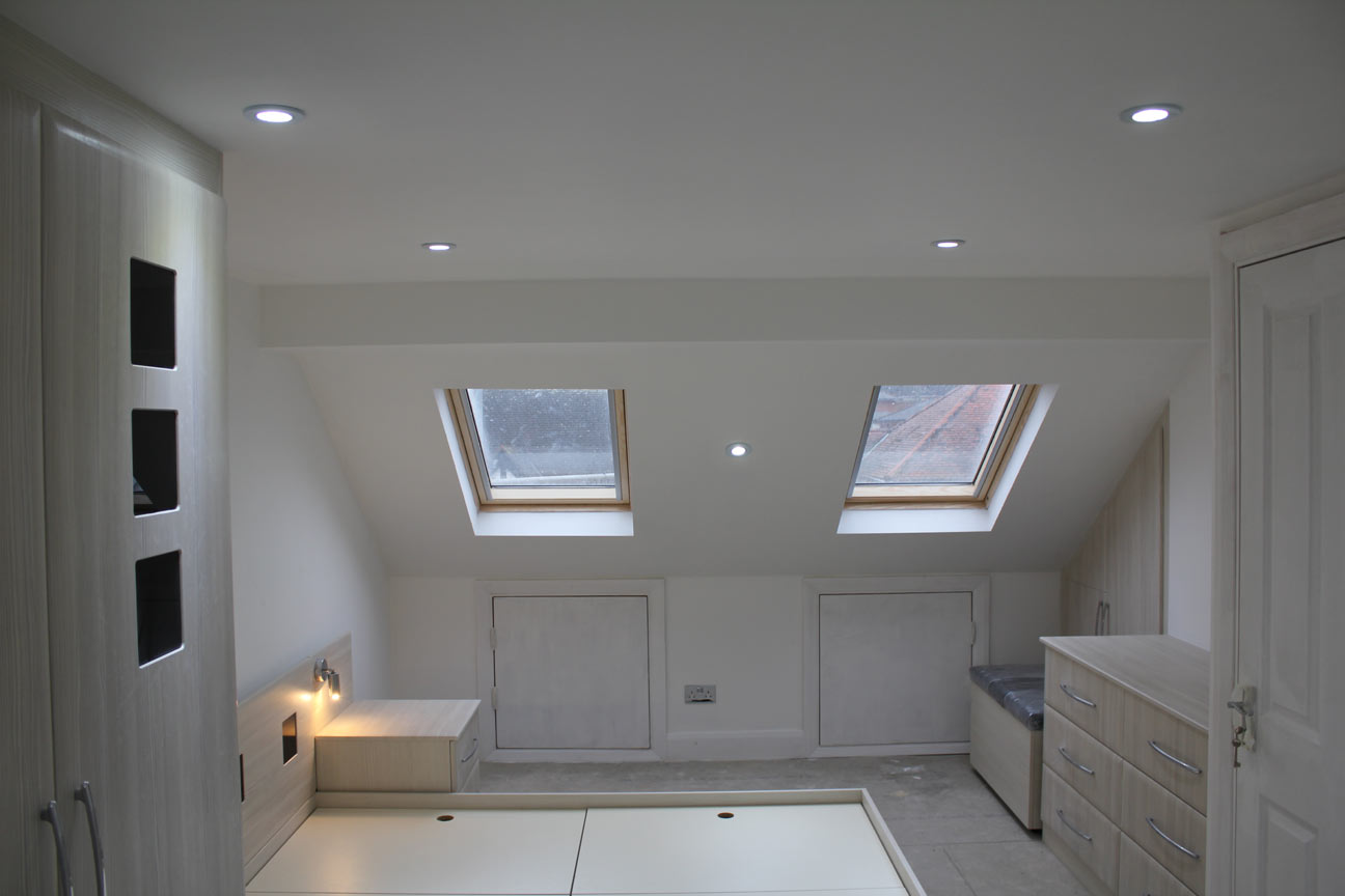 Hendon Loft Conversion Project