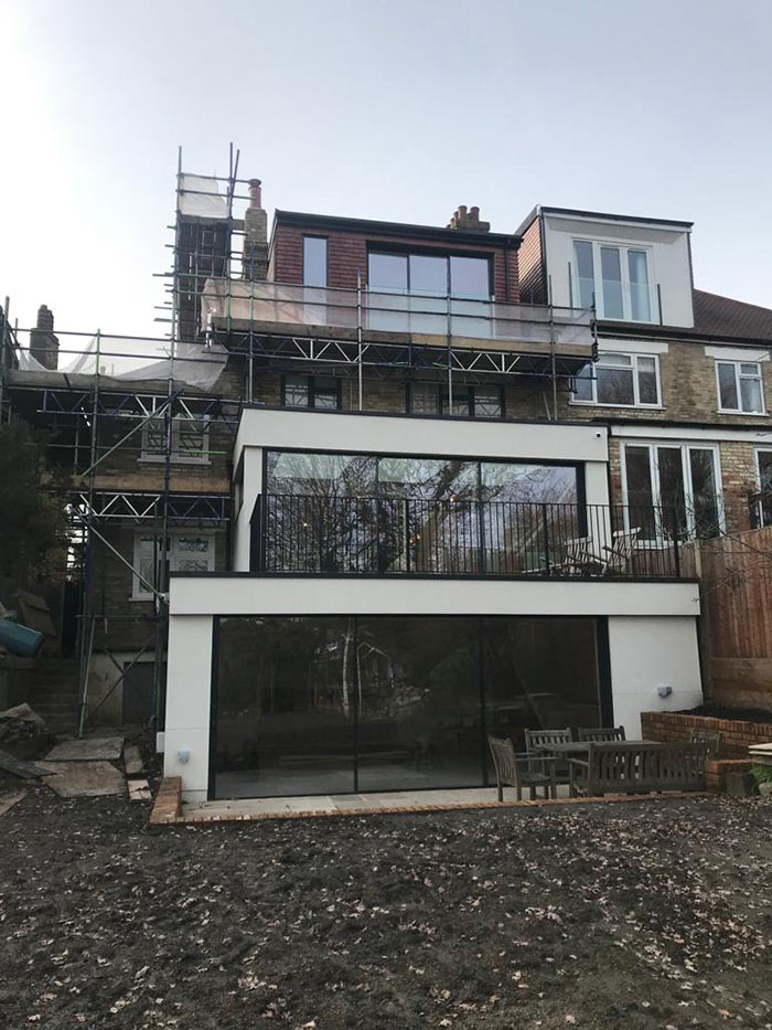 Muswell Hill Loft Conversion Project