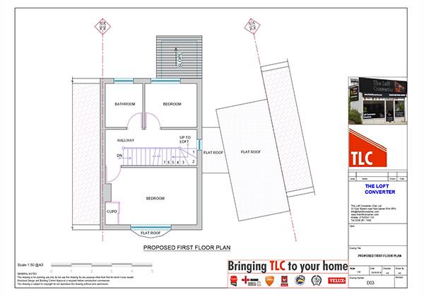 Dormer Loft Conversion, Barnet, North London