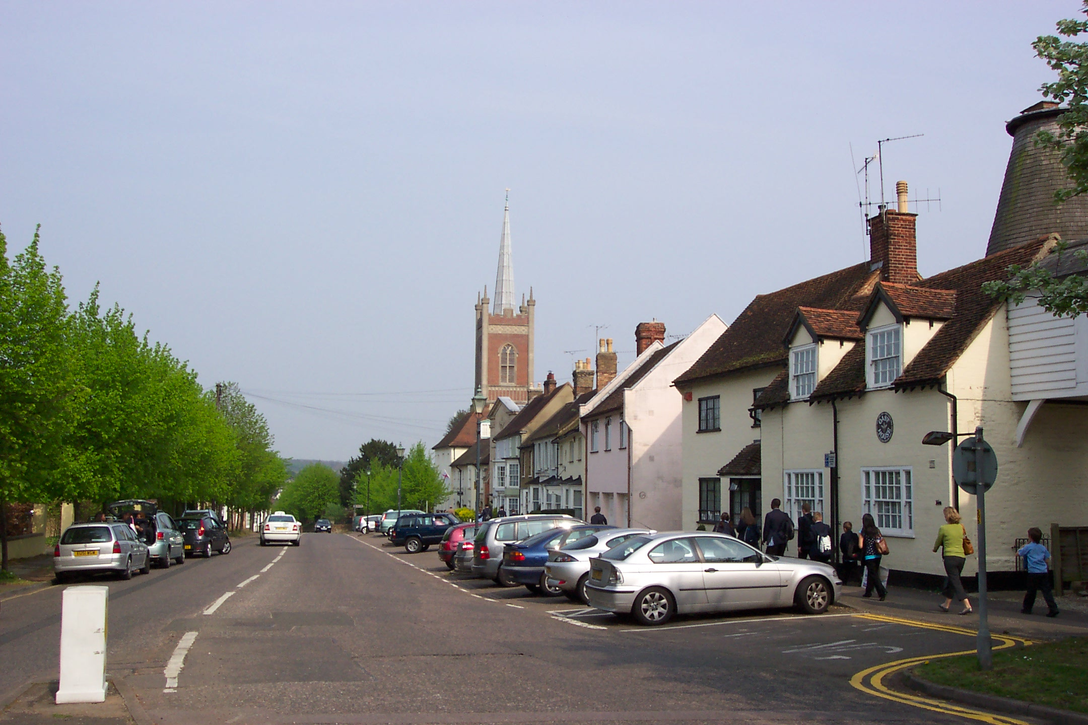 Loft conversion in Bishops Stortford, Hertfordshire
