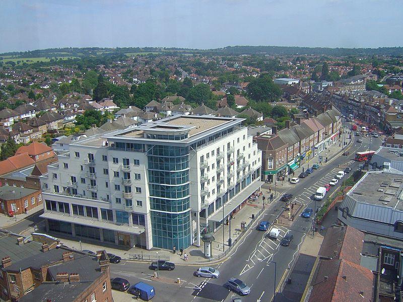 Loft conversion in Edgware, North London