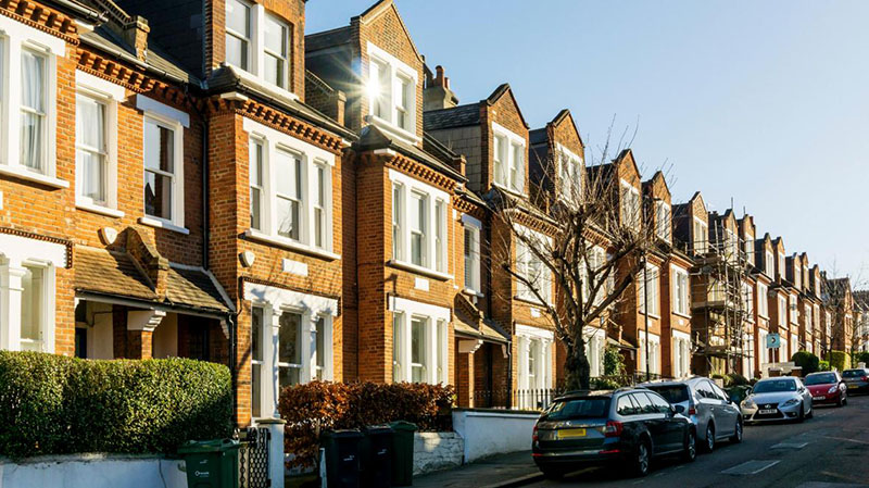 Loft conversion in Herne Hill, South London