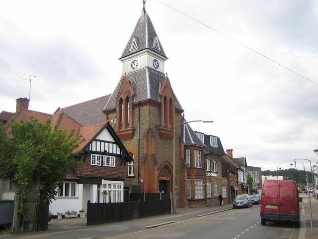 Loft conversion in Loughton, Essex