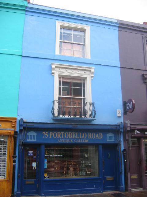 Loft conversion in Notting Hill, North London