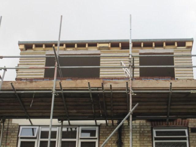 Types of loft conversion velux hip to gable dormer for Mansard roof section
