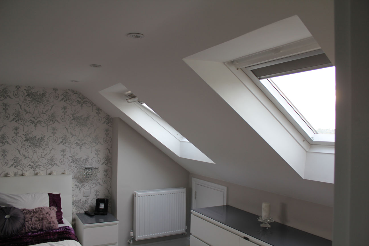 Cheshunt Loft Conversion Project Hip To Gable Loft