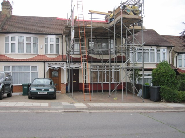 East Barnet Village Loft Conversion Project