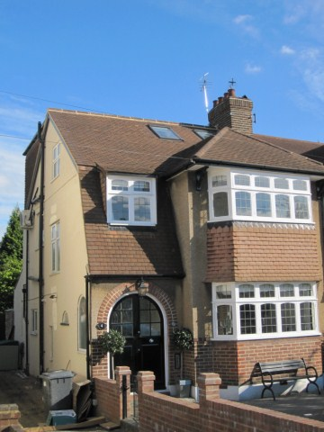 High Barnet Loft Conversion Project