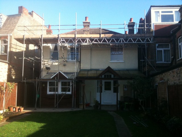 Palmers Green Loft Conversion Project